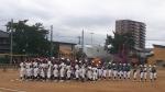 南光台少年野球クラブ創立45周年記念大会